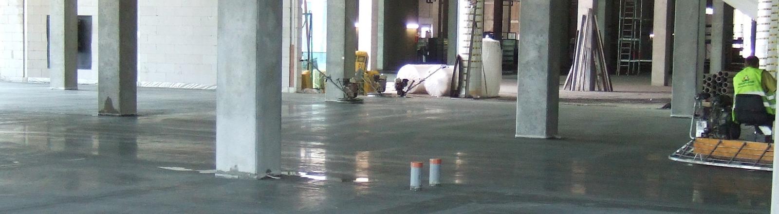 Jednička ve vláknech<br>do betonu